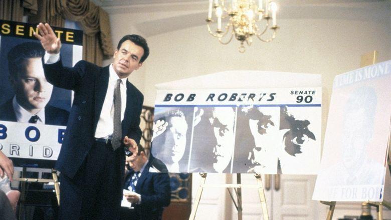 Bob Roberts movie scenes