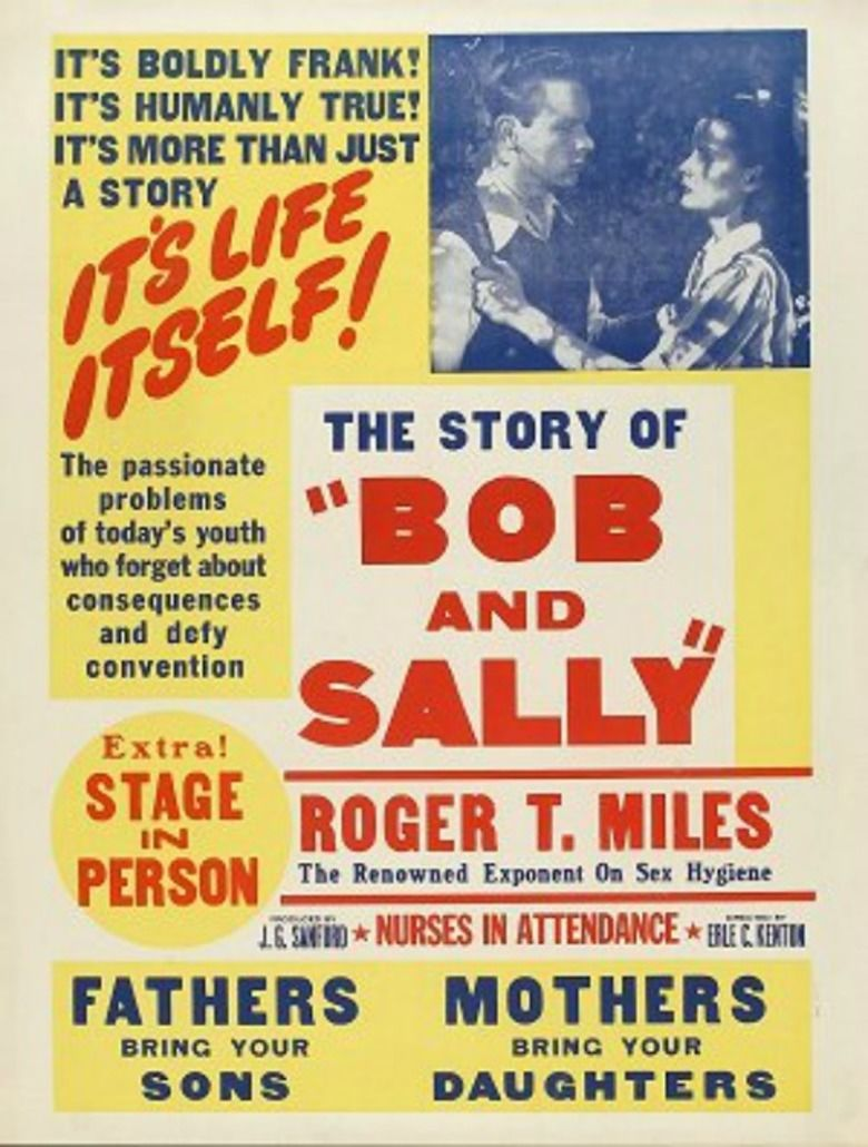 Bob and Sally movie poster