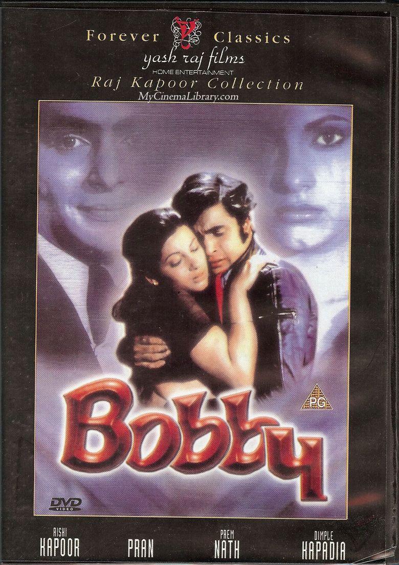 Bobby (1973 film) movie poster
