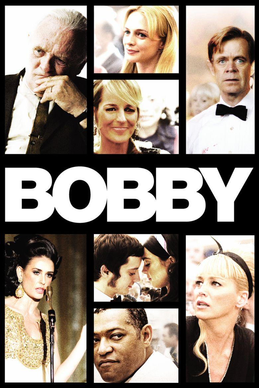 Bobby (2006 film) movie poster