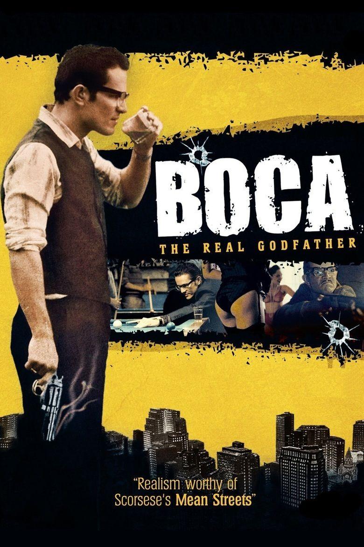 Boca (2010 film) movie poster