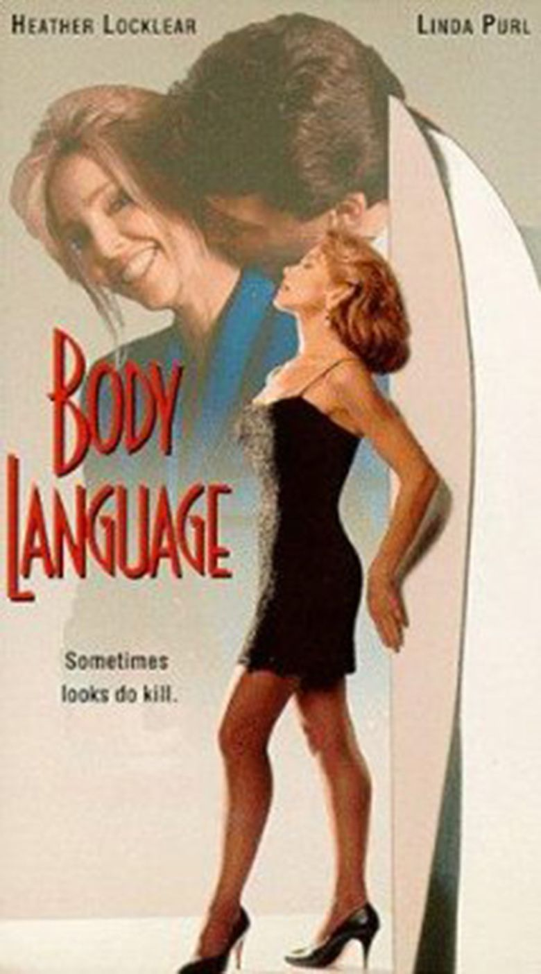 Body Language (1992 film) movie poster