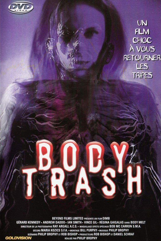 Body Melt movie poster