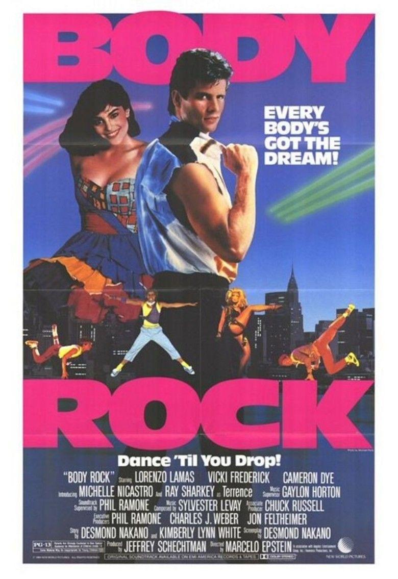 Body Rock movie poster