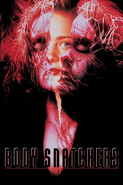 Body Snatchers (1993 film) movie poster