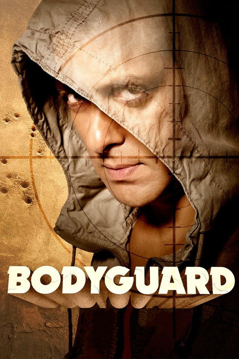 Bodyguard (2011 Hindi film) movie poster