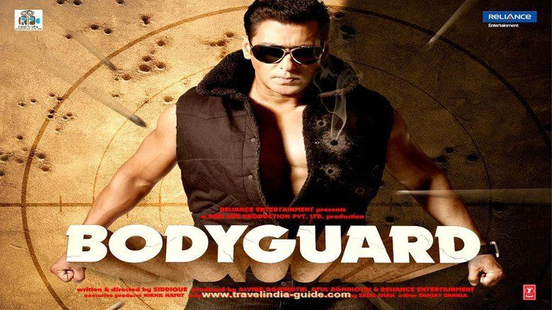 Bodyguard (2011 Hindi film) movie scenes