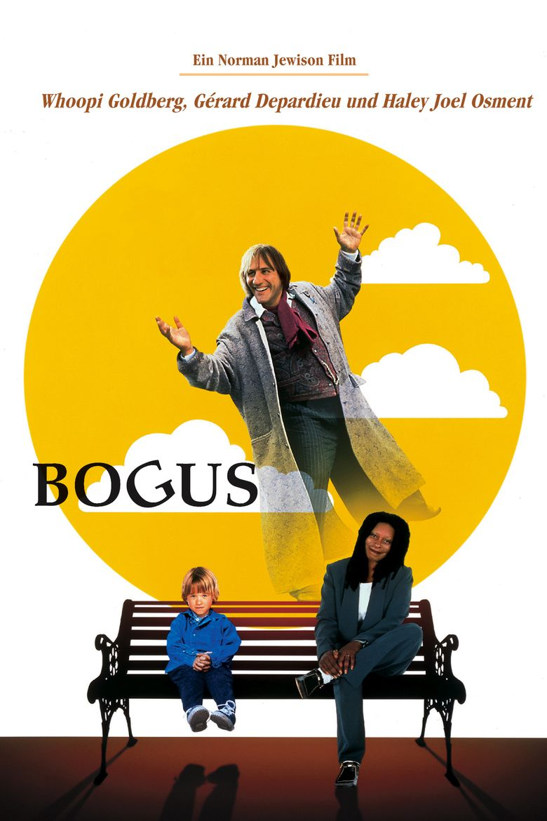 Bogus (film) movie poster