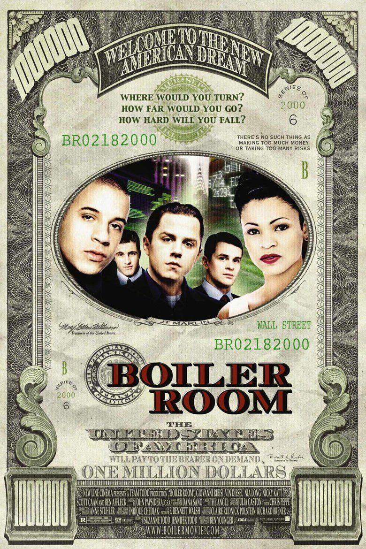 Boiler Room (film) movie poster