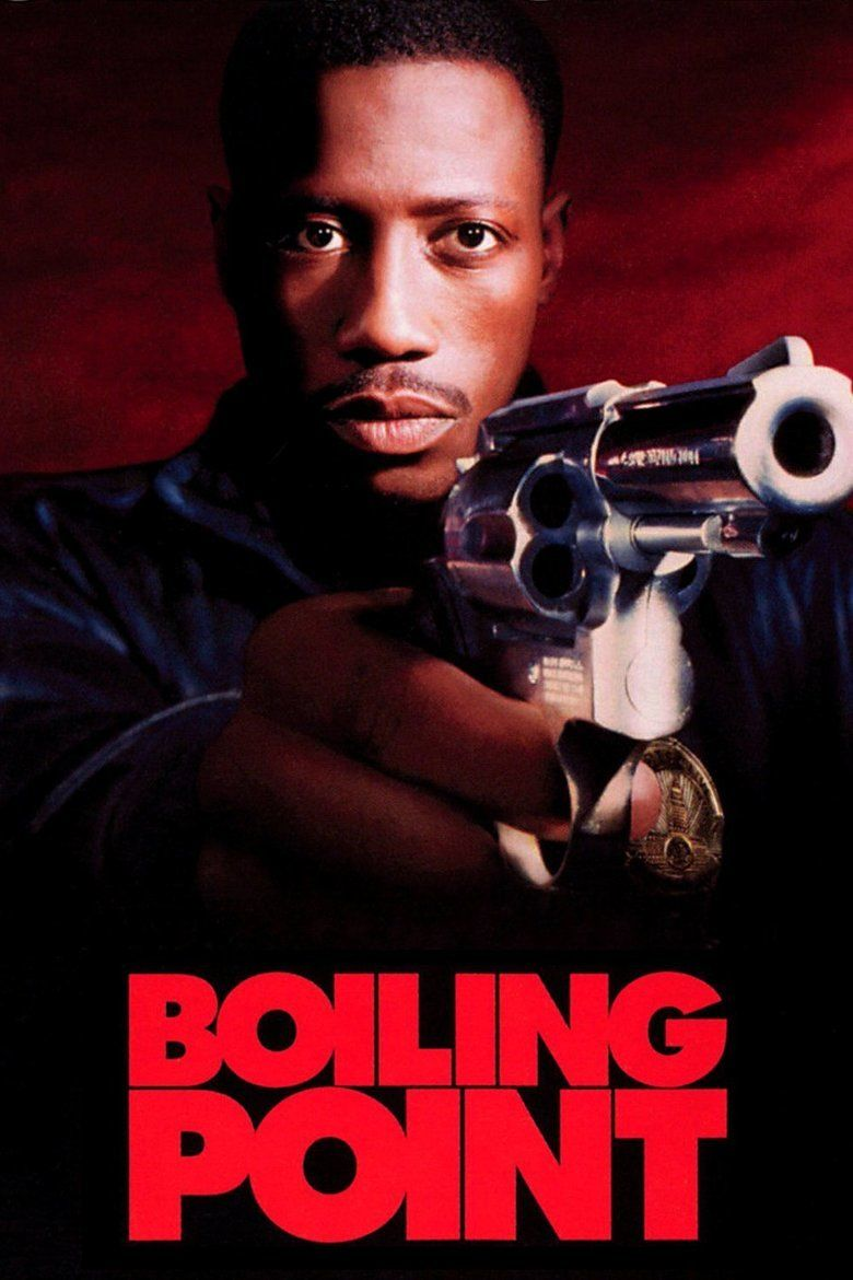 Boiling Point (1993 film) movie poster