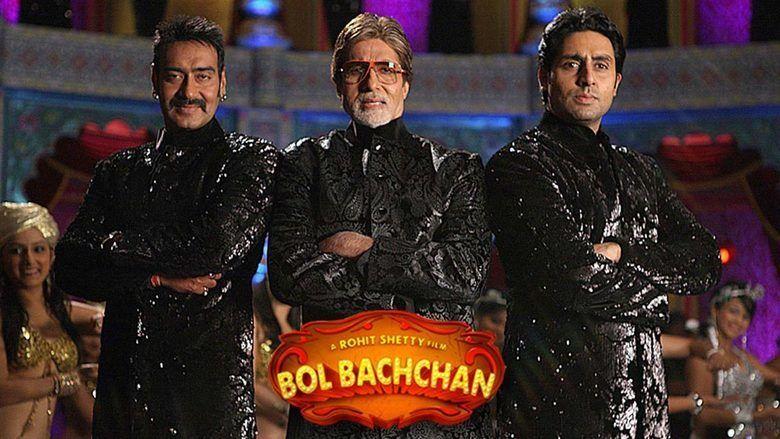 Bol Bachchan movie scenes