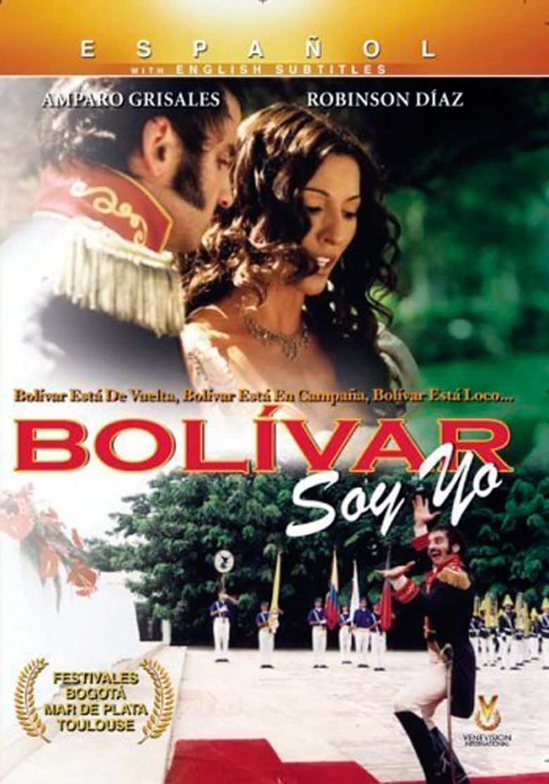Bolivar Soy Yo movie poster