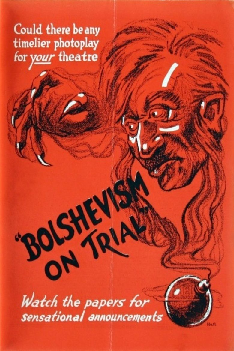 Bolshevism on Trial movie poster