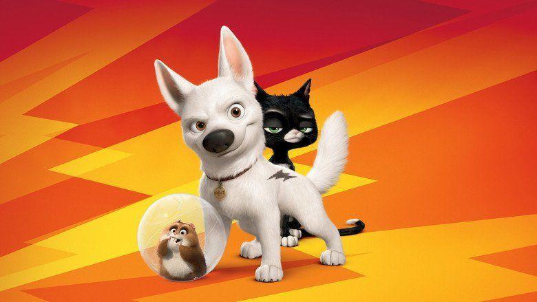 Bolt (2008 film) movie scenes