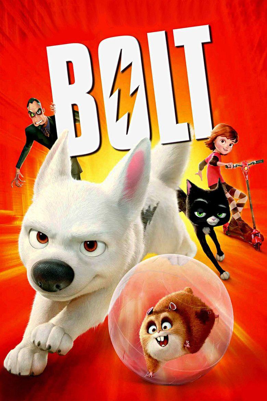 Bolt (2008 film) movie poster