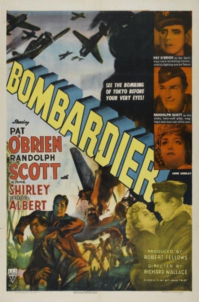 Bombardier (film) movie poster