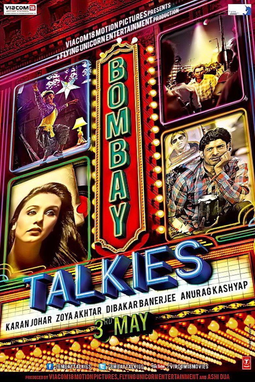 Bombay Talkies (film) movie poster
