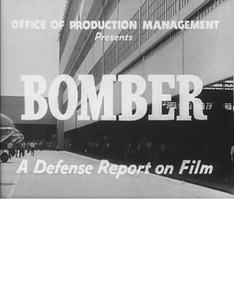 Bomber (1941 film) movie poster