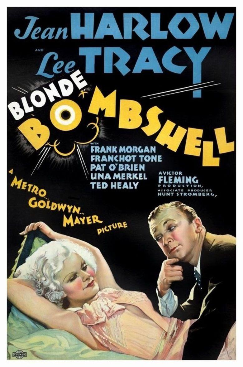 Bombshell (film) movie poster