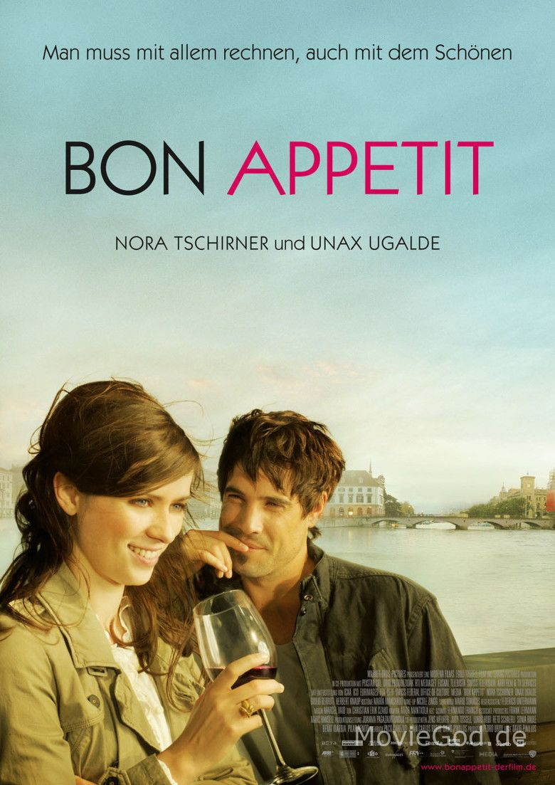 Bon Appetit (film) movie poster