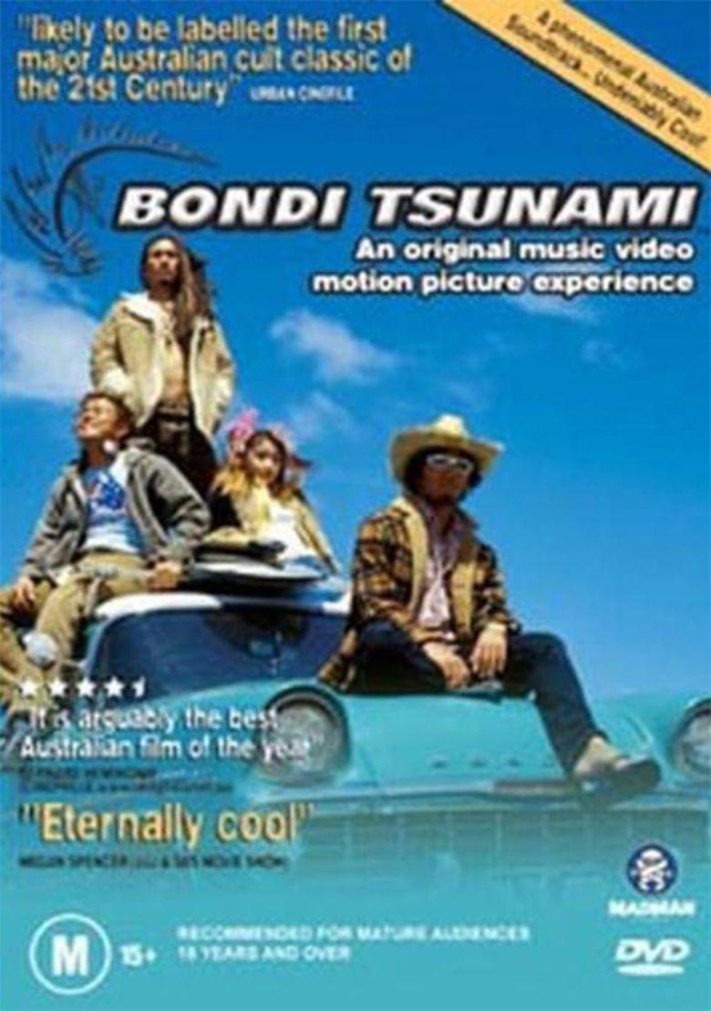 Bondi Tsunami movie poster