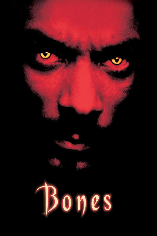 Bones (2001 film) movie poster
