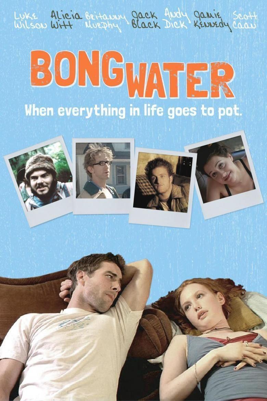 Bongwater (film) movie poster