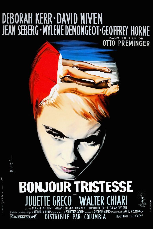 Bonjour Tristesse (film) movie poster
