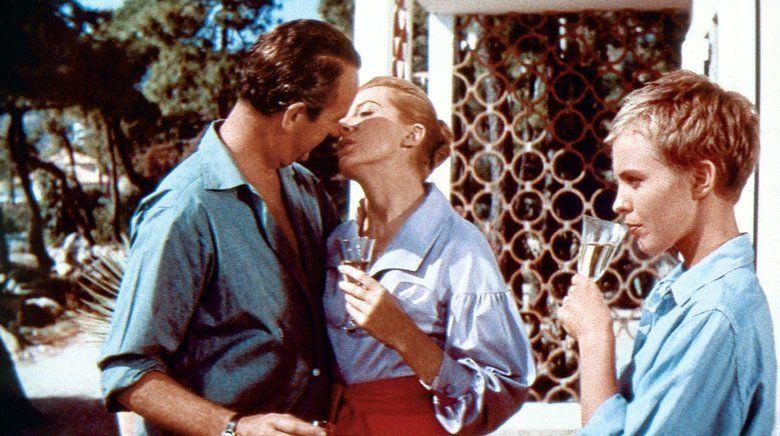 Bonjour Tristesse (film) movie scenes