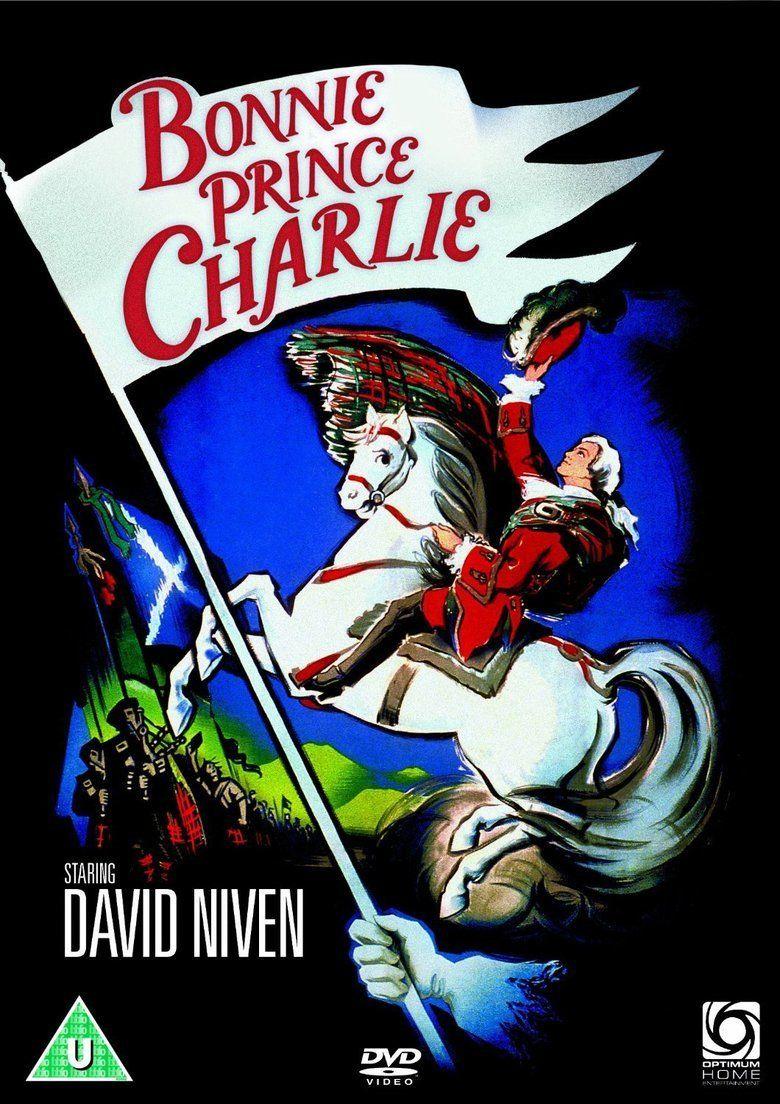 Bonnie Prince Charlie (1948 film) movie poster