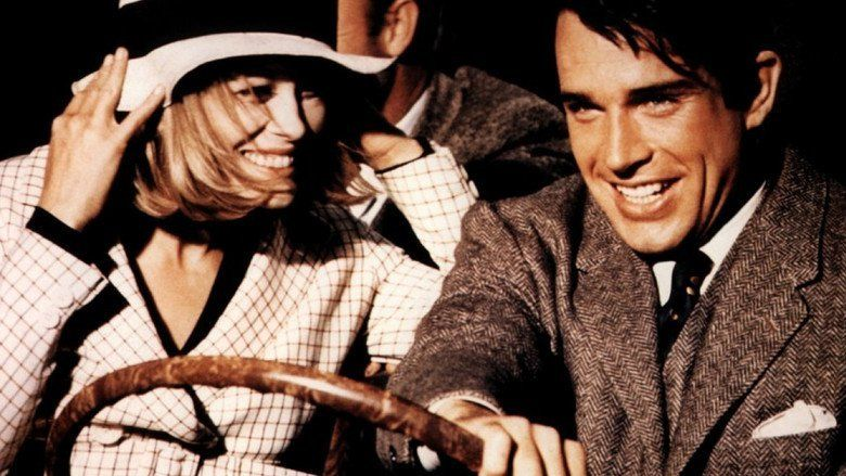 Bonnie and Clyde (film) movie scenes