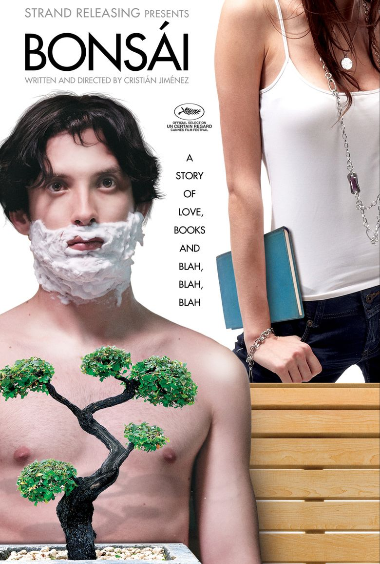 Bonsai (film) movie poster