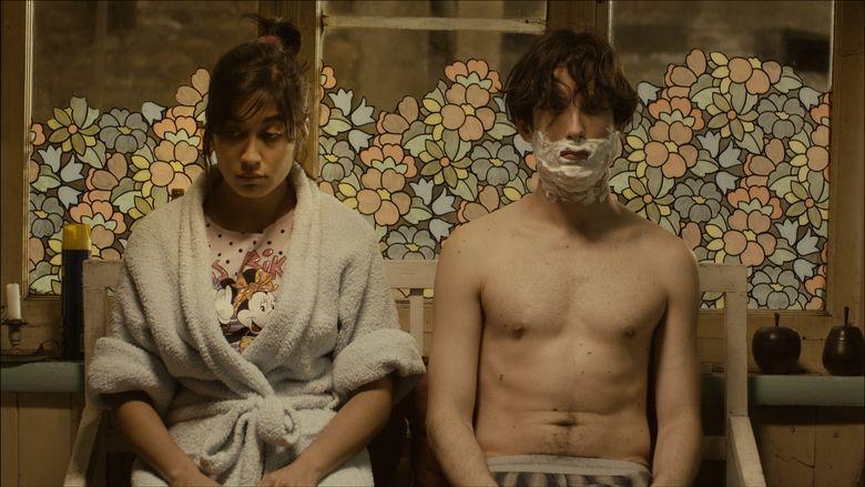 Bonsai (film) movie scenes