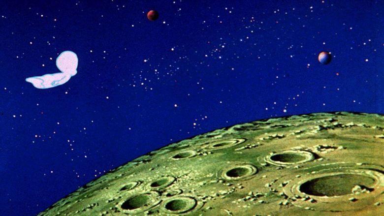 Boo Moon movie scenes