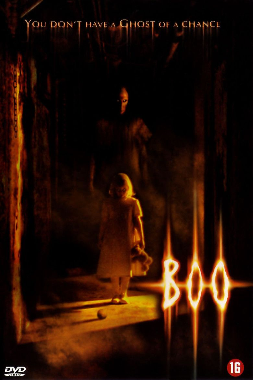 Boo (film) movie poster
