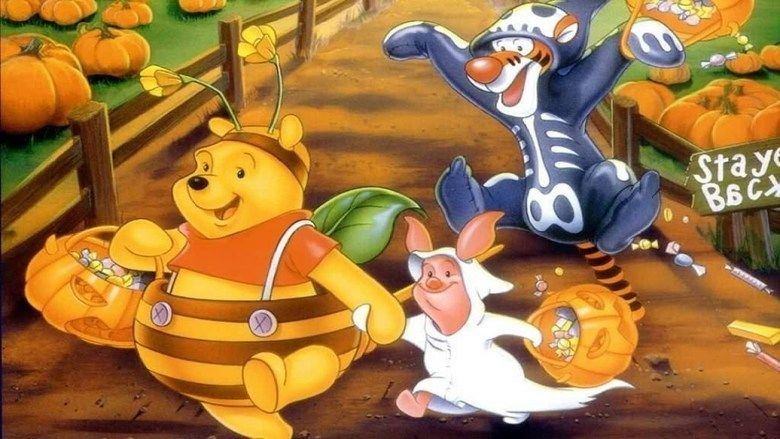 Boo to You Too! Winnie the Pooh movie scenes