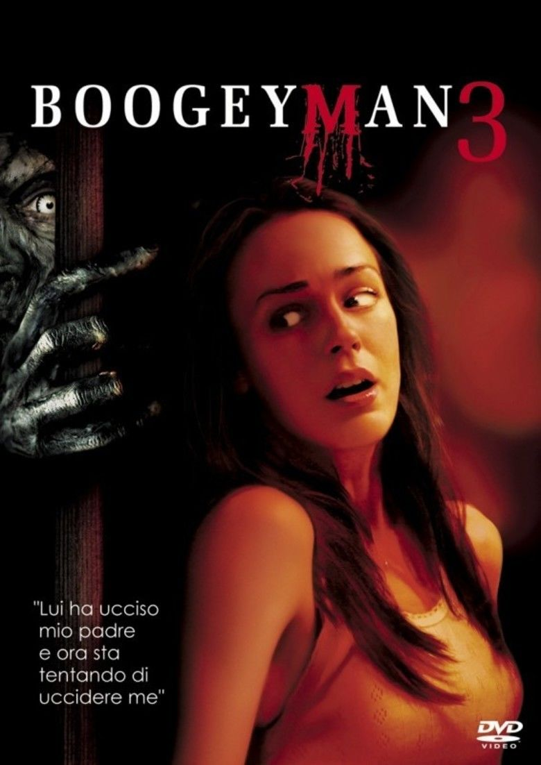 Boogeyman 3 movie poster