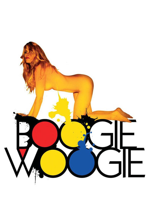 Boogie Woogie (film) movie poster