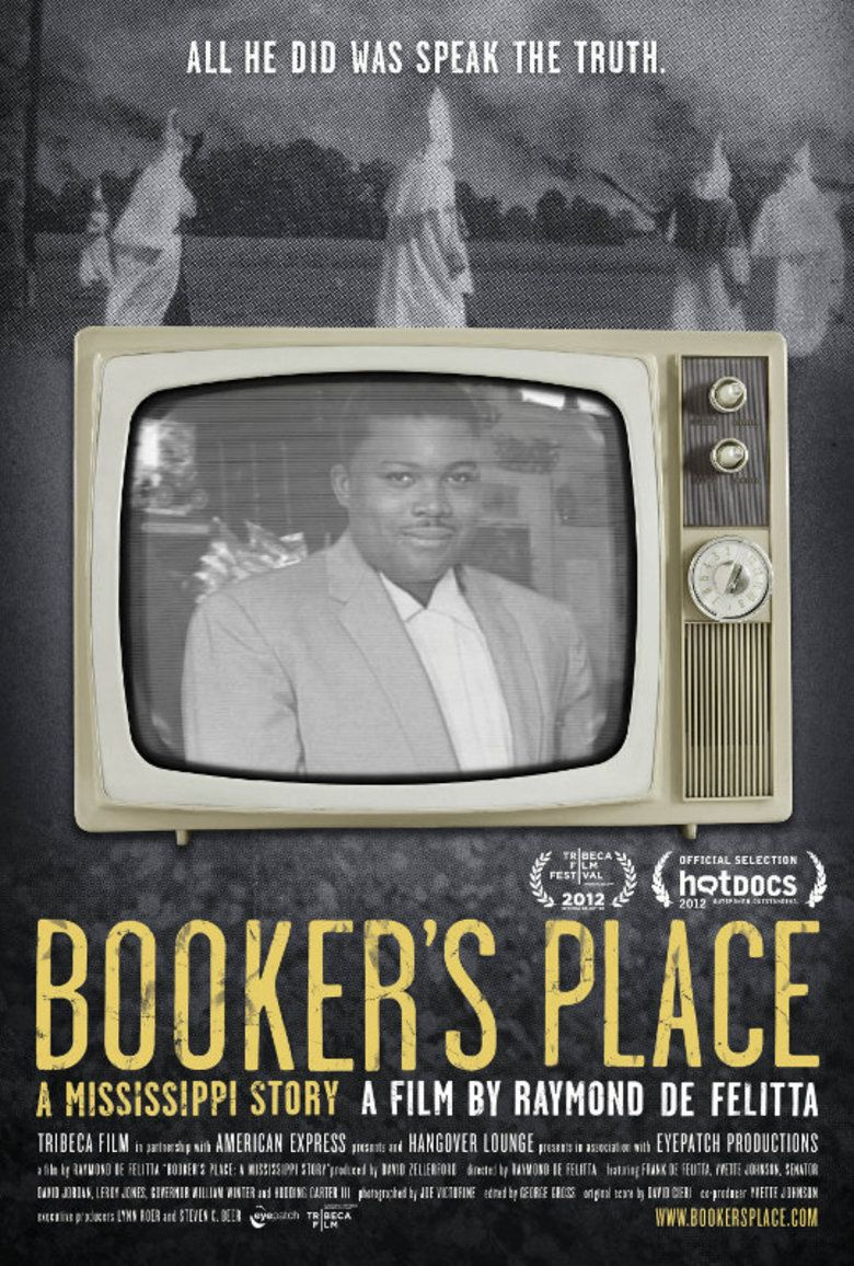 Bookers Place: A Mississippi Story movie poster