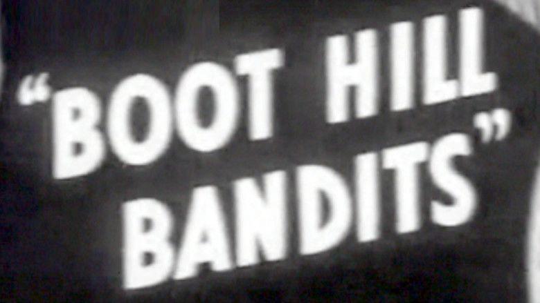 Boot Hill Bandits movie scenes
