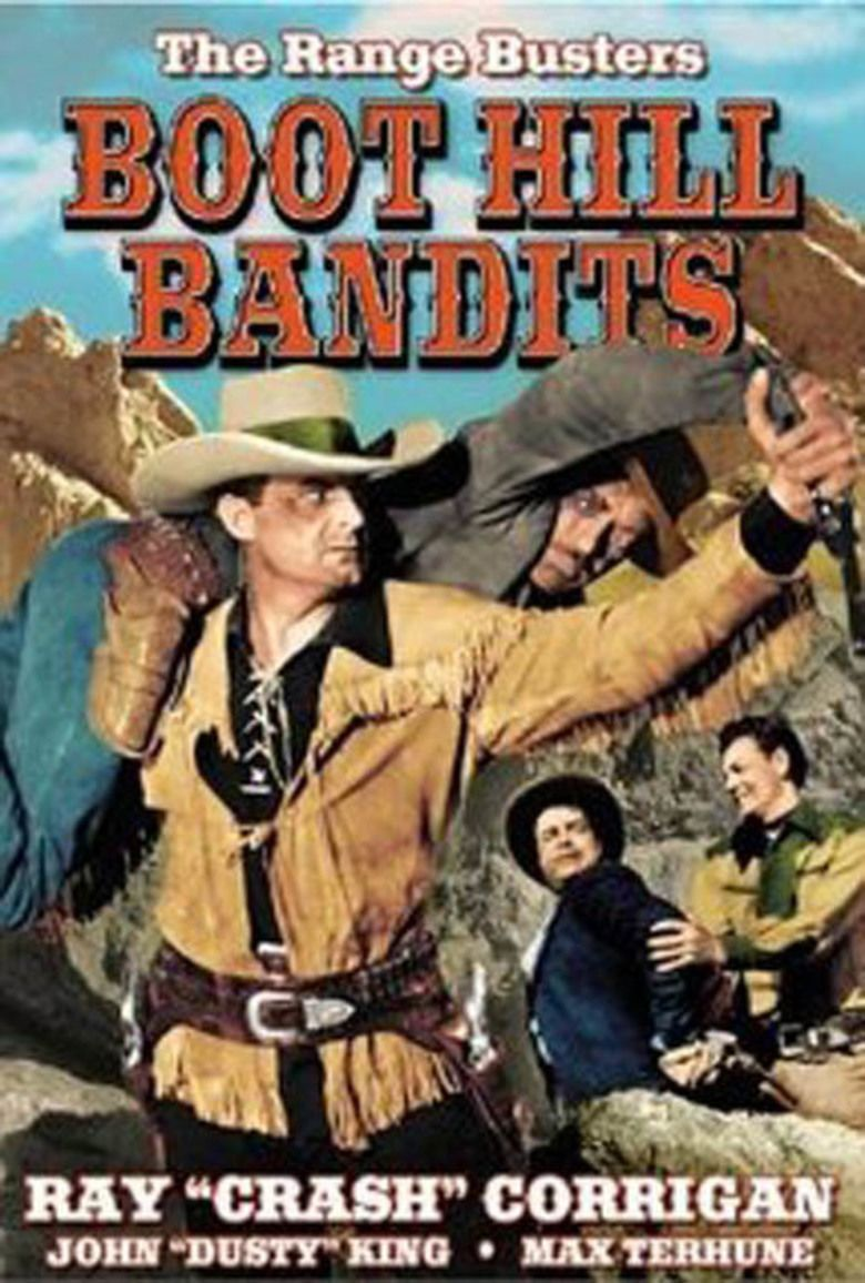 Boot Hill Bandits movie poster