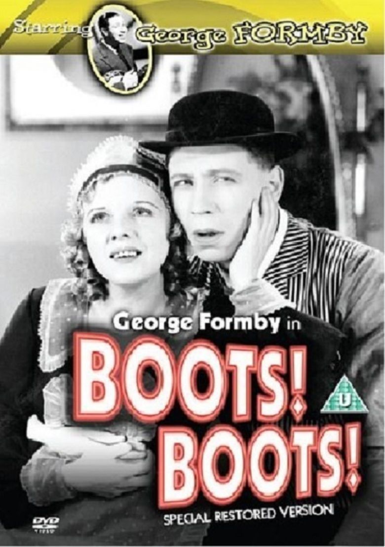 Boots! Boots! movie poster