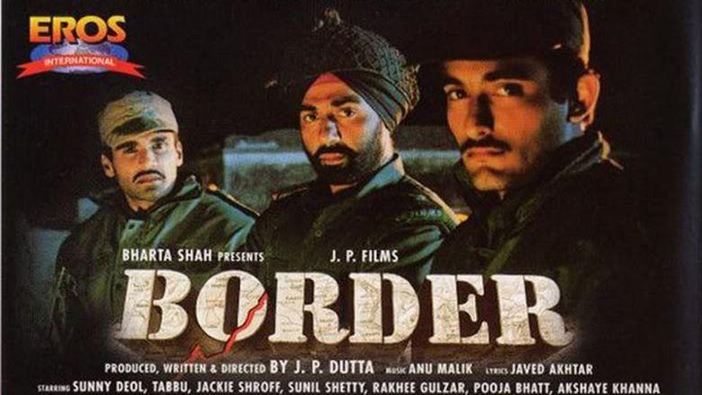 Border (1997 film) movie scenes