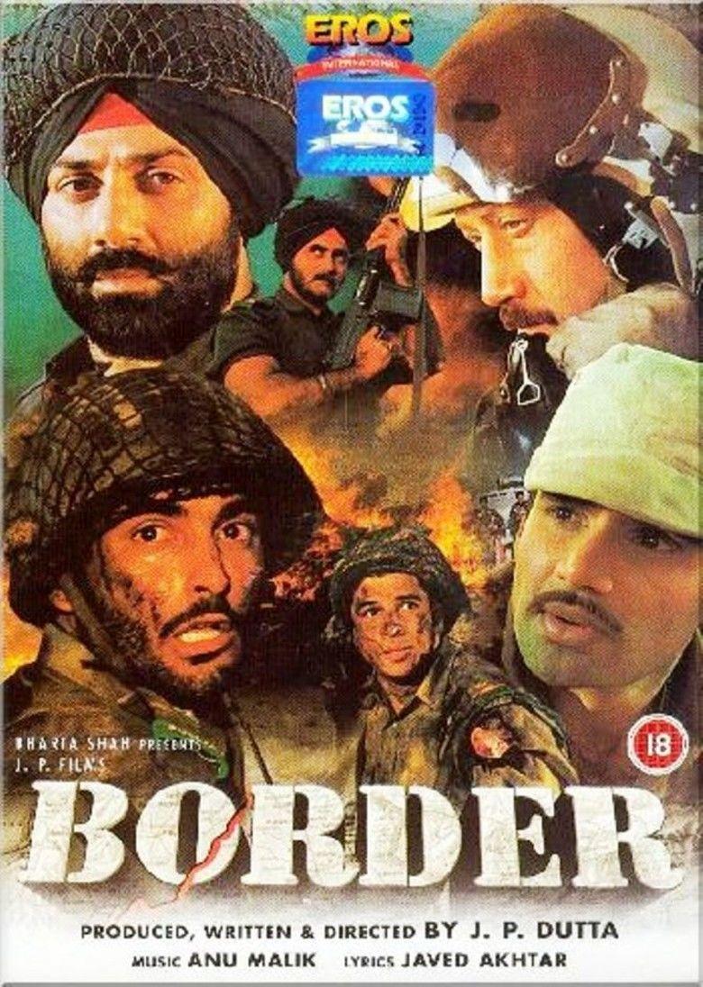 Border (1997 film) movie poster