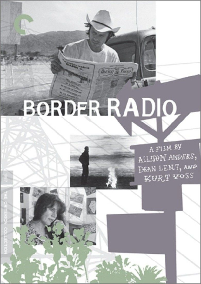 Border Radio movie poster