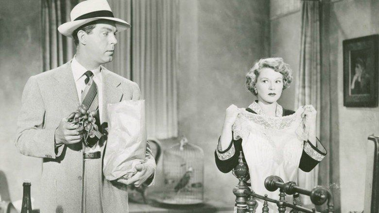 Borderline (1950 film) movie scenes