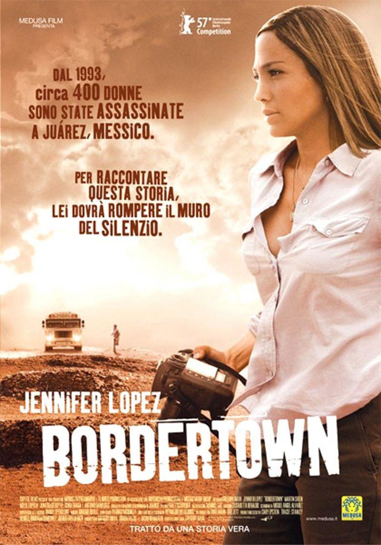 Bordertown (2006 film) movie poster