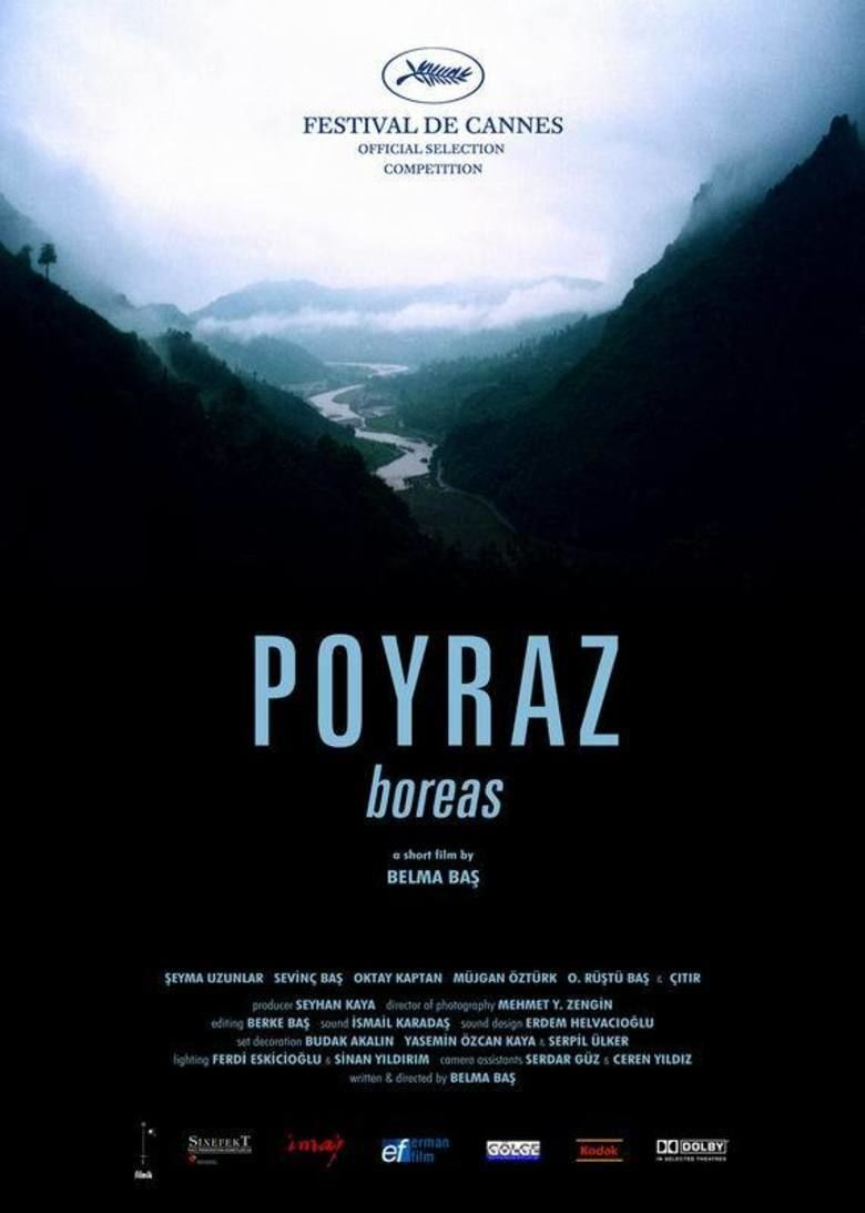 Boreas (film) movie poster