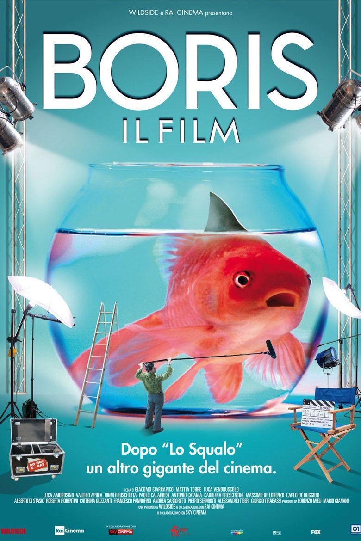 Boris: The Film movie poster