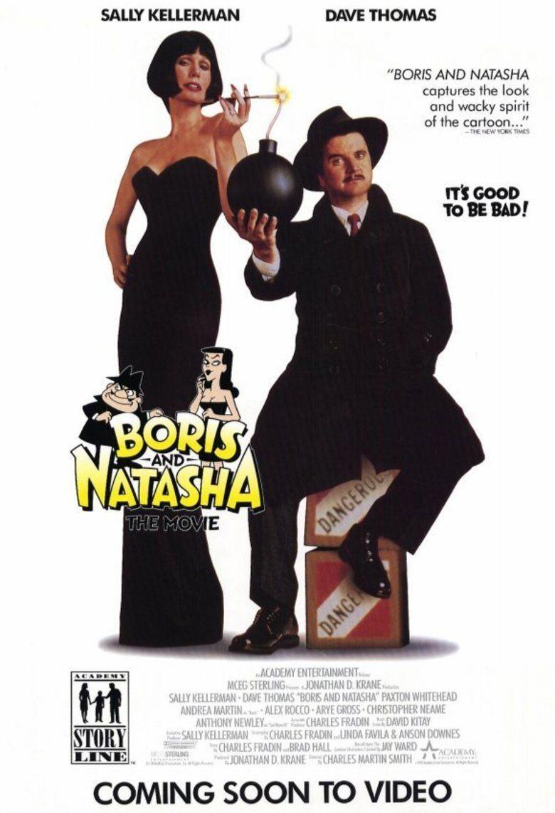 Boris and Natasha: The Movie movie poster